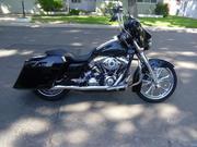 2008 - Harley-Davidson Streetglide Screamin