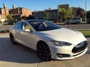 2013 Tesla 2013 - Tesla Model S P85+