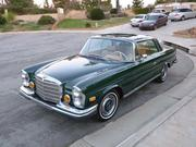 1970 Mercedes-benz Mercedes-Benz 200-Series 2-Door Coupe
